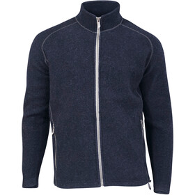 Ivanhoe of Sweden Danny Full-Zip Jacket Men light navy